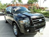 2010 Tuxedo Black Ford Expedition EL Limited #70818362