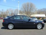 2006 Monaco Blue Metallic BMW 3 Series 325xi Sedan #7059592
