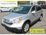 2009 Alabaster Silver Metallic Honda CR-V EX-L 4WD #70818346