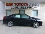 2012 Attitude Black Metallic Toyota Camry SE #70818319
