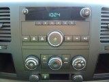 2013 Chevrolet Silverado 1500 Work Truck Crew Cab 4x4 Controls