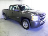 2011 Taupe Gray Metallic Chevrolet Silverado 1500 LS Extended Cab #70818739