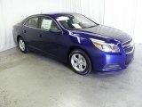 2013 Blue Topaz Metallic Chevrolet Malibu LS #70818736