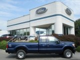 2012 Dark Blue Pearl Metallic Ford F250 Super Duty XLT SuperCab 4x4 #70818290