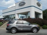 2013 Sterling Gray Metallic Ford Explorer XLT 4WD #70818286