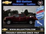 2013 Deep Ruby Metallic Chevrolet Silverado 1500 LT Crew Cab 4x4 #70819087