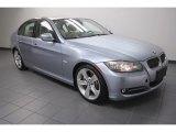 2009 Blue Water Metallic BMW 3 Series 335i Sedan #70818707
