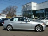 2007 Titanium Silver Metallic BMW 3 Series 335xi Sedan #7059603