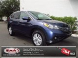 2012 Twilight Blue Metallic Honda CR-V EX-L #70818203