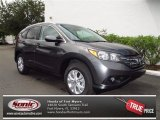 2012 Polished Metal Metallic Honda CR-V EX-L #70818197