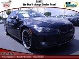 2008 Jet Black BMW 3 Series 335i Coupe #70819018