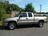2003 GMC Sierra 2500HD Pewter Metallic