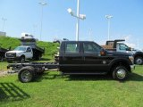 2012 Ford F350 Super Duty XL Crew Cab 4x4 Chassis Data, Info and Specs