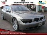 2003 Sterling Grey Metallic BMW 7 Series 745Li Sedan #70818992