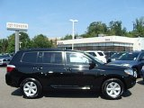2010 Black Toyota Highlander V6 4WD #70818578