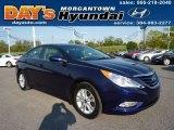 2013 Indigo Night Blue Hyundai Sonata GLS #70818971