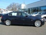 2007 Monaco Blue Metallic BMW 3 Series 335i Sedan #7059584