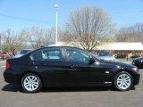 2007 Jet Black BMW 3 Series 328xi Sedan #7059582
