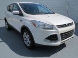 2013 White Platinum Metallic Tri-Coat Ford Escape SE 1.6L EcoBoost #70818555