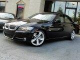 2009 Jet Black BMW 3 Series 335i Sedan #70818525