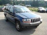 2002 Patriot Blue Pearlcoat Jeep Grand Cherokee Laredo 4x4 #70818517