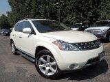 2007 Glacier Pearl White Nissan Murano SE AWD #70818892