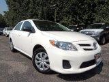 2011 Super White Toyota Corolla 1.8 #70818888