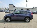 2013 Twilight Blue Metallic Honda CR-V EX AWD #70818877