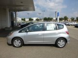 2013 Alabaster Silver Metallic Honda Fit  #70818876