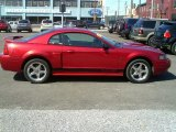 2003 Redfire Metallic Ford Mustang GT Coupe #70893642
