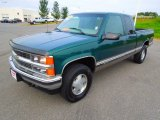 1998 Chevrolet C/K K1500 Extended Cab 4x4 Data, Info and Specs