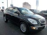 2010 Carbon Black Metallic Buick Enclave CXL #70893626