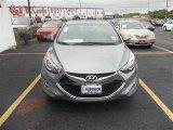 2013 Titanium Gray Metallic Hyundai Elantra Coupe SE #70893621