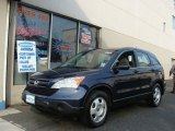 2009 Royal Blue Pearl Honda CR-V LX 4WD #70893853