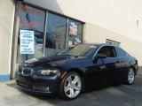 2007 Monaco Blue Metallic BMW 3 Series 335i Coupe #70893848