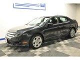 2010 Atlantis Green Metallic Ford Fusion SE #70893839