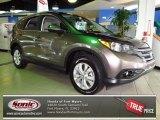 2012 Urban Titanium Metallic Honda CR-V EX-L #70893586