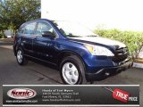 2009 Royal Blue Pearl Honda CR-V LX #70893582