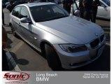 2009 Titanium Silver Metallic BMW 3 Series 328i Sedan #70893730