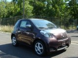 2012 Black Currant Metallic Scion iQ  #70893706
