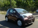 2012 Black Currant Metallic Scion iQ  #70893704