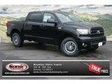 2012 Black Toyota Tundra TRD Rock Warrior CrewMax 4x4 #70893557