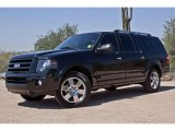 2010 Tuxedo Black Ford Expedition EL Limited 4x4 #70918836