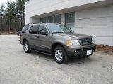 2003 Mineral Grey Metallic Ford Explorer XLT 4x4 #7067383