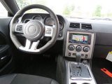 2012 Dodge Challenger SRT8 392 Dashboard