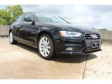 2013 Brilliant Black Audi A4 2.0T quattro Sedan #70926072
