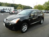 2012 Super Black Nissan Rogue S Special Edition AWD #70926066