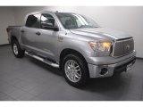 2011 Silver Sky Metallic Toyota Tundra Texas Edition CrewMax #70925894