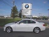 2013 Mineral White Metallic BMW 3 Series 335i Coupe #70925887
