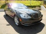 2013 Black Mercedes-Benz S 550 Sedan #70925648